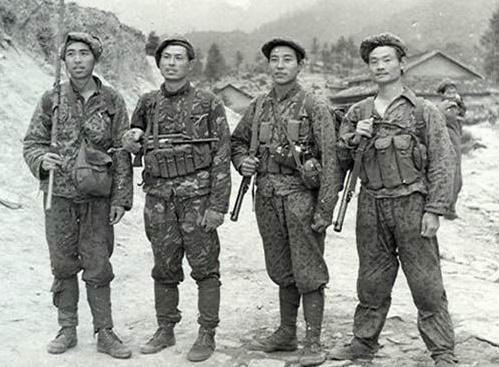 中国特种兵手握锐器堪称无声杀手:打得越军主