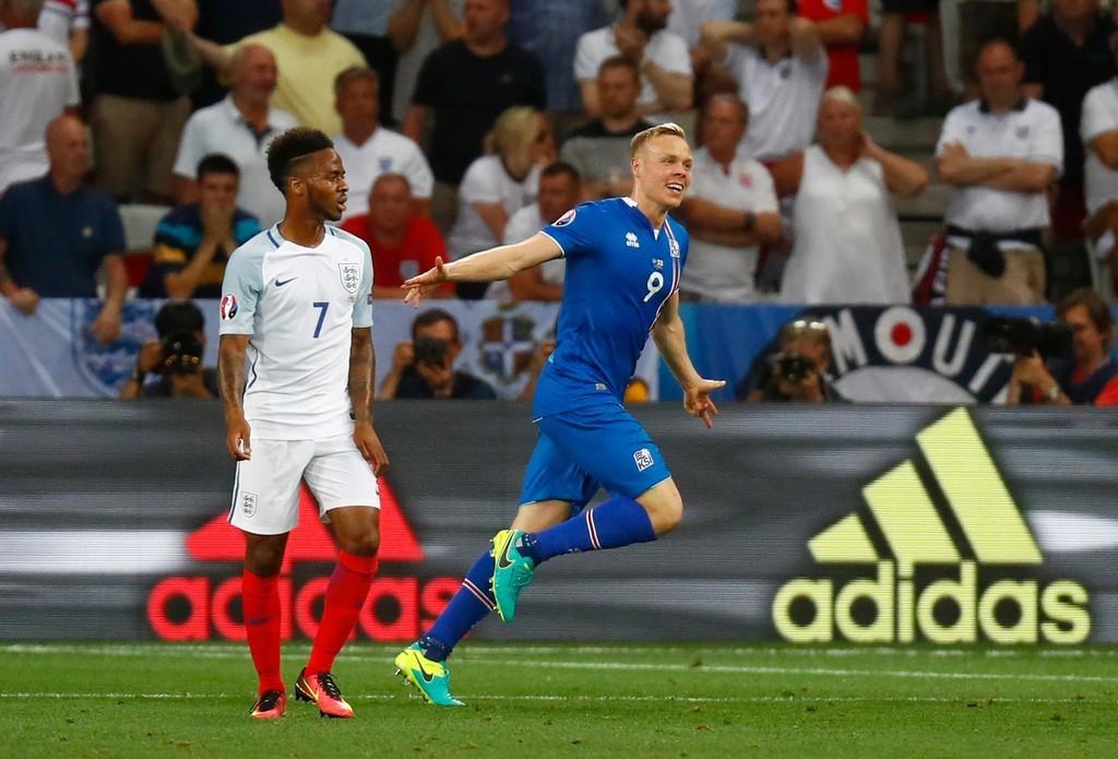 冰岛奇迹继续!2球逆转淘汰英格兰进8强