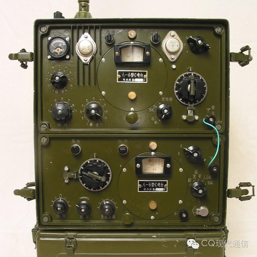 在70年代后,分立元件式am电台渐渐被集成电路式第三代单边带接收机所