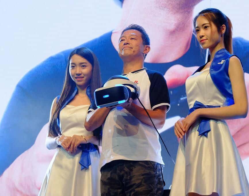 国行PlayStation VR:供货肯定足游戏也不缺 - 科