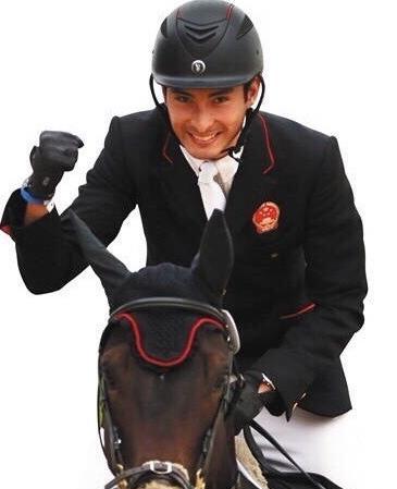 【转载】他放弃英国国籍 奥运马术唯一中国选手华天 - liusongjifan2 - liusongjifan2的博客