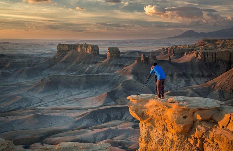 摄影师拍美国最美风景 大自然鬼斧神工的杰作