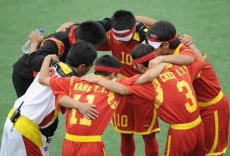 中国足球队vs马里队_中国足球队击败西班牙?没听错 只不过这是奥残会