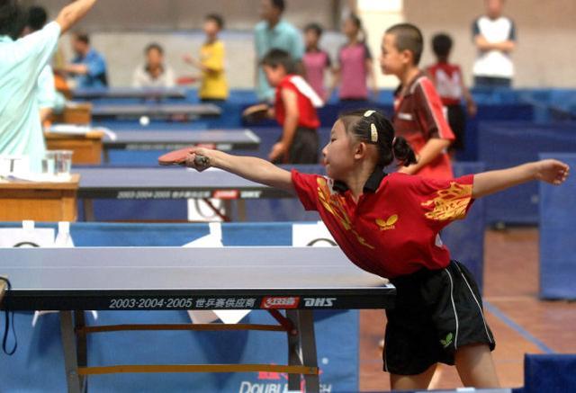 中国有一千万人经常参加乒乓球比赛 能不厉害