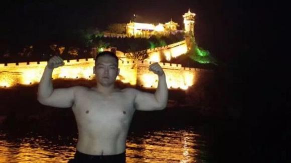 张君龙刻苦训练狂减体重,身形强健技术全面实