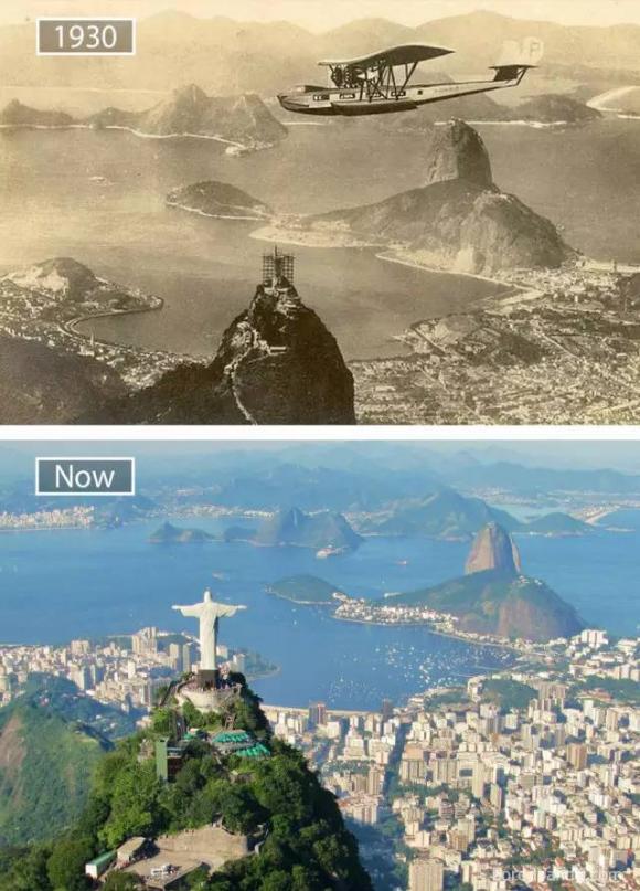 全球各大城市的前生今世,服迪拜!