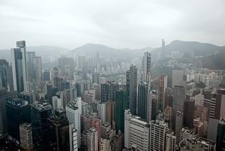 香港政府警告空气质量风险可能达到严重级别