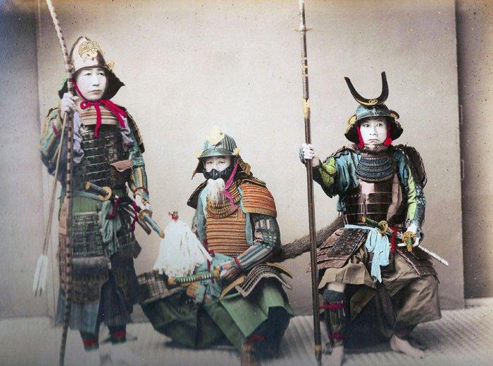 最后的日本武士,枪的出世让他们彻底退出了历