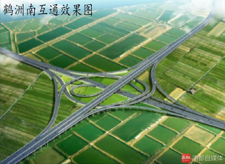 获悉,珠海市洪鹤大桥工程路线起点位于珠海市香洲区南屏镇洪湾,对接港