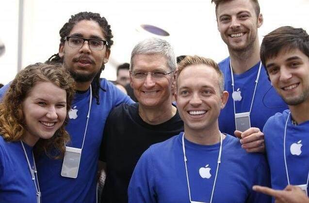 羡慕!苹果实习生工资高出天际但是要求却如此