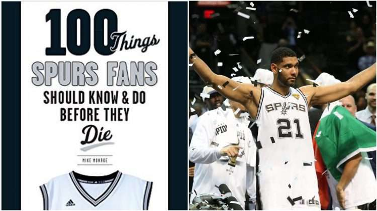 Things Spurs Fans Should Know amp; Do Before They Die》的翻译图片