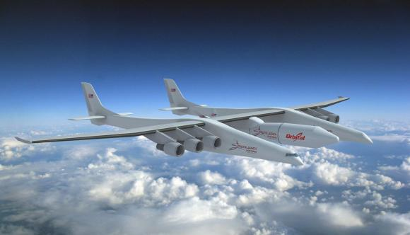 机身6台发动机起飞重量超840吨