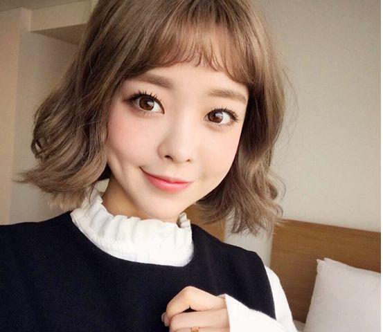 2017汇总女生短发女孩流行11款好fashion!-时发型后头发适合的短发图片