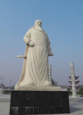 历史上唯一一位 武状元出身的丞相 - 人文 - 东方