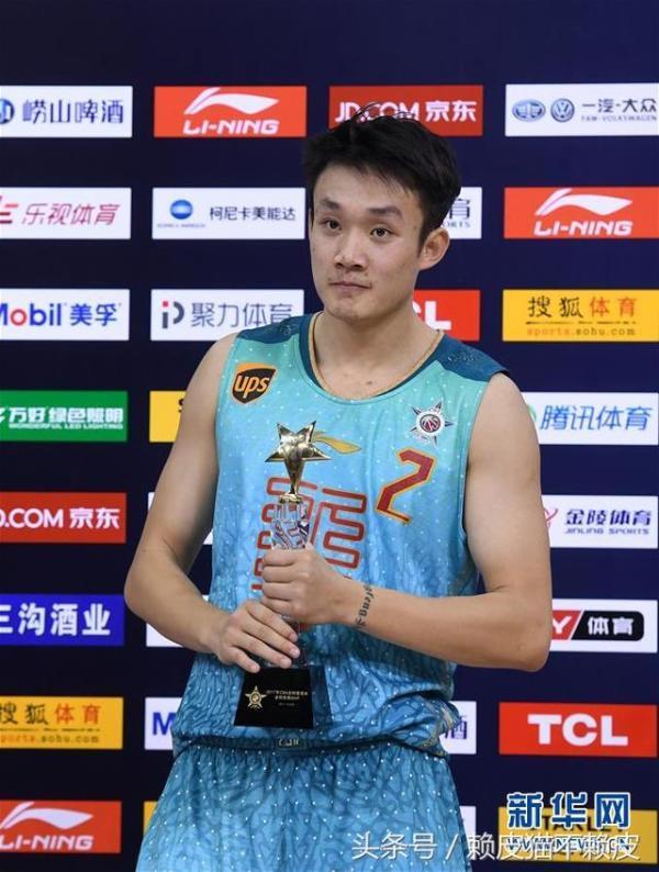 山东男篮将迎来第3位常规赛MVP,丁彦雨航将获