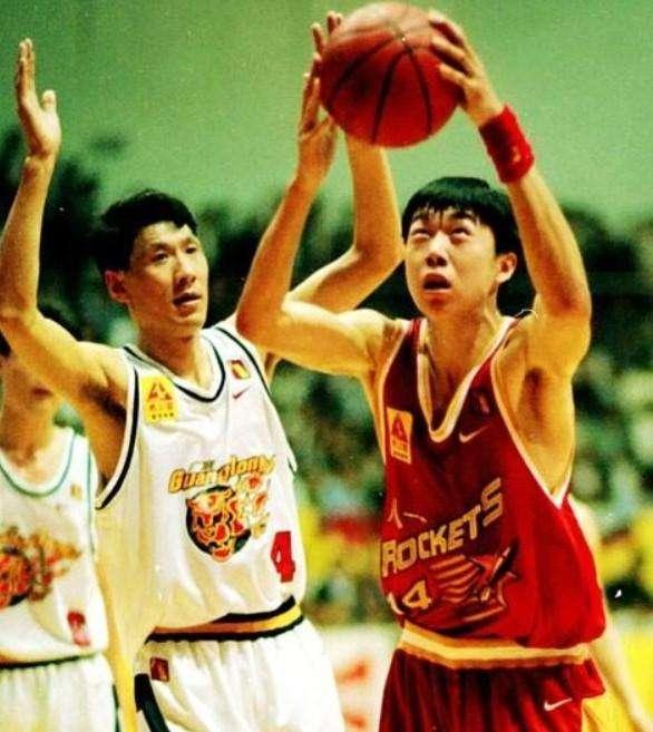 王治郅儿子13岁身高1米9, 将不会为中国男篮效