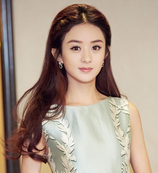 赵丽颖在全世界排第几名_2018所有明星排名榜第一名是