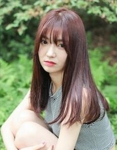 发型线高额头大的发际修饰短发?适合大额女生唯美图片女生图片