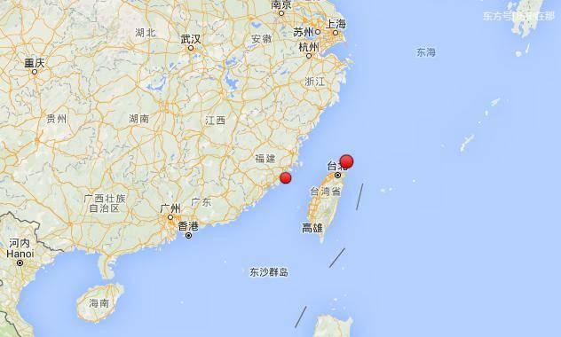 台湾其实只是福建的一个小岛 - 人文 - 东方网合