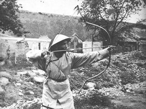 八国联军士兵:中国兵是群废物 农民都打不过 -