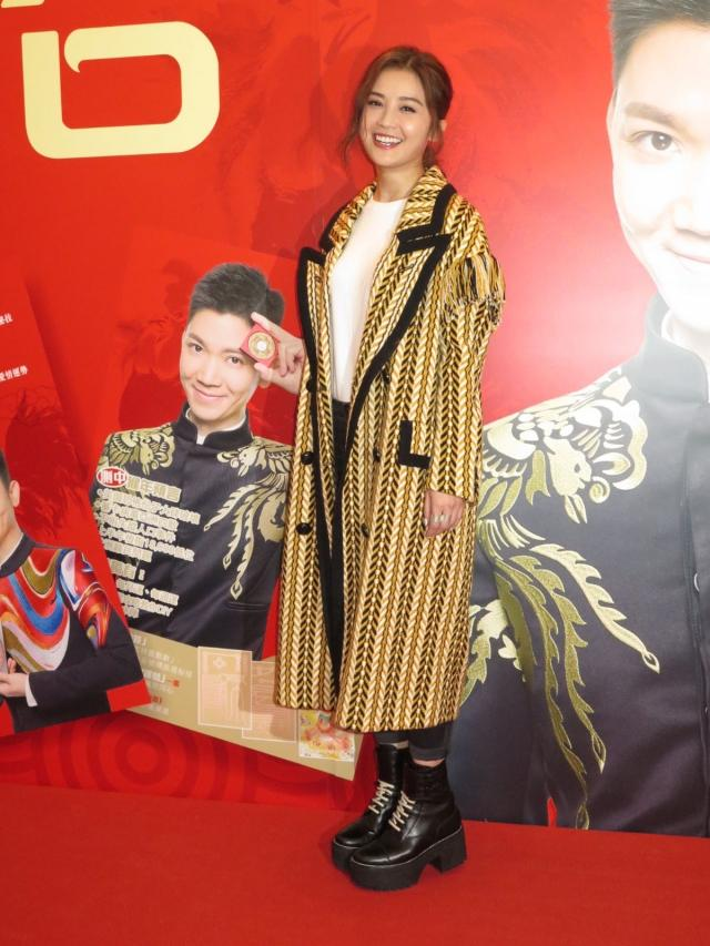 34岁蔡卓妍身家过亿,至少拥有5套房,每月收租