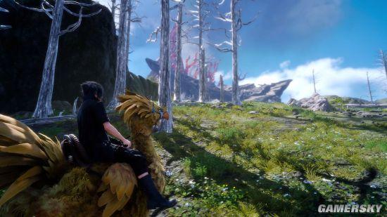 《最终幻想15》PS4 Pro补丁将推出:支持60帧