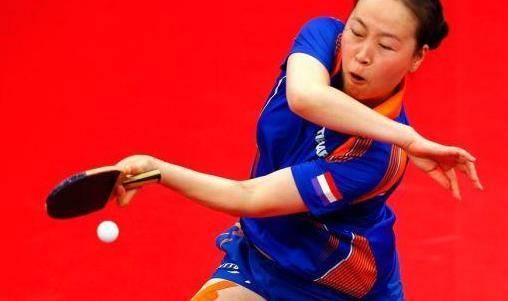 乒乓球反手长胶抽体育很实用-姿态-东方网保持跳伞空中球体图片