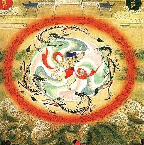 哪吒八臂:北京建城传说及其大小传统 - 人文