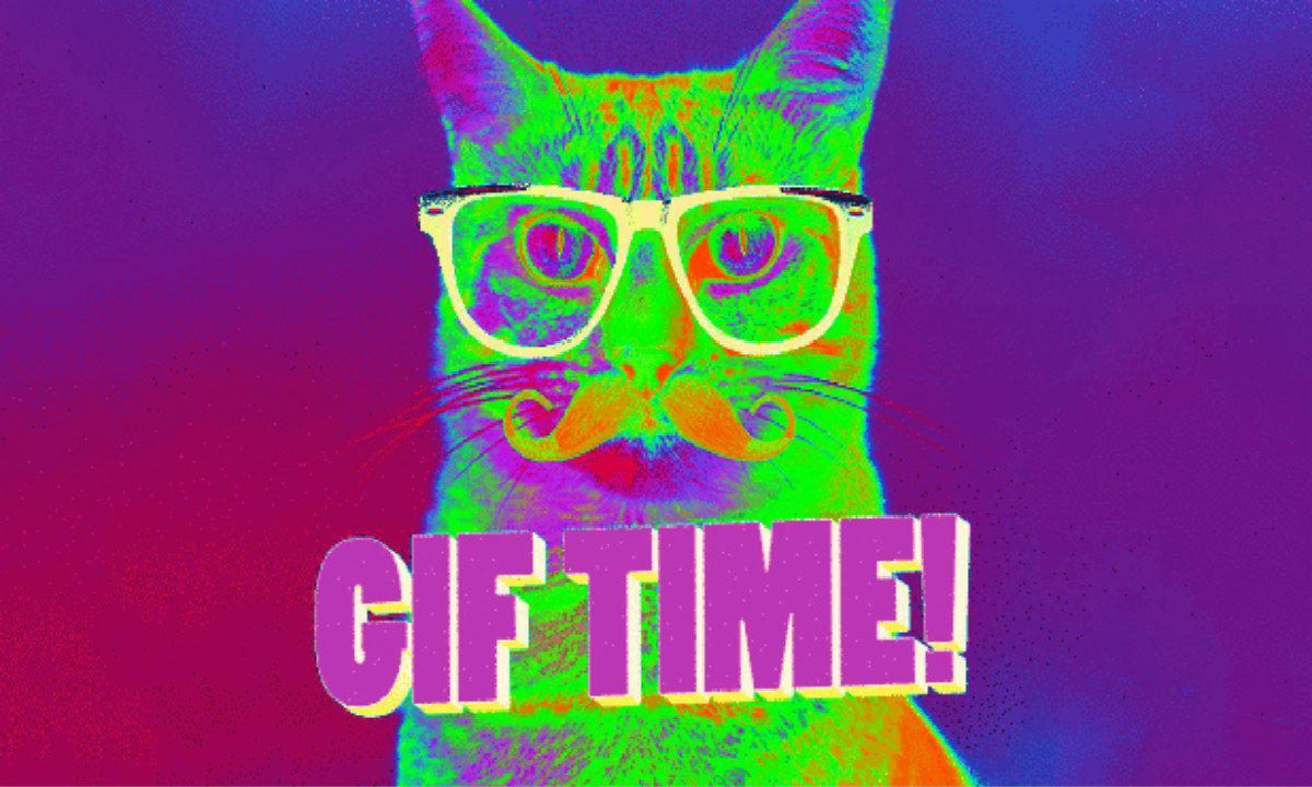 GIF和表情轻松变身朋友,GifOutLoud女生让视频包圈键盘表情回复图片