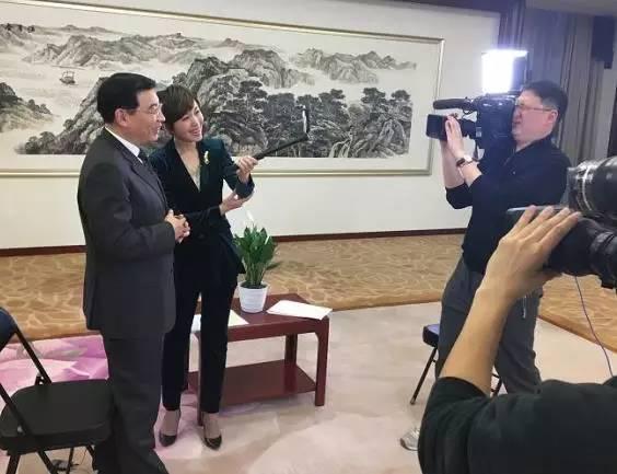专访工信部部长苗圩:你有没有接到过诈骗短信