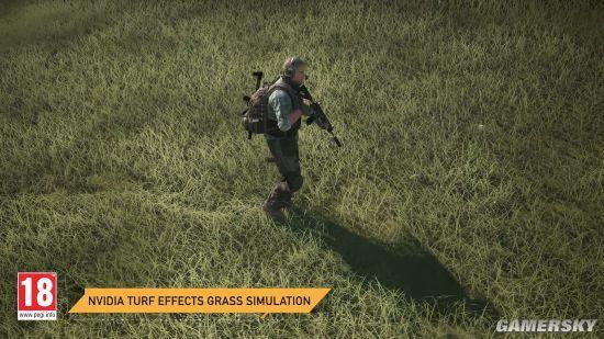 《幽灵行动:荒野》PC版截图公布 N卡独占草皮