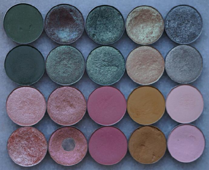 SwatchTime 一波Colour Pop 与Makeup Geek…