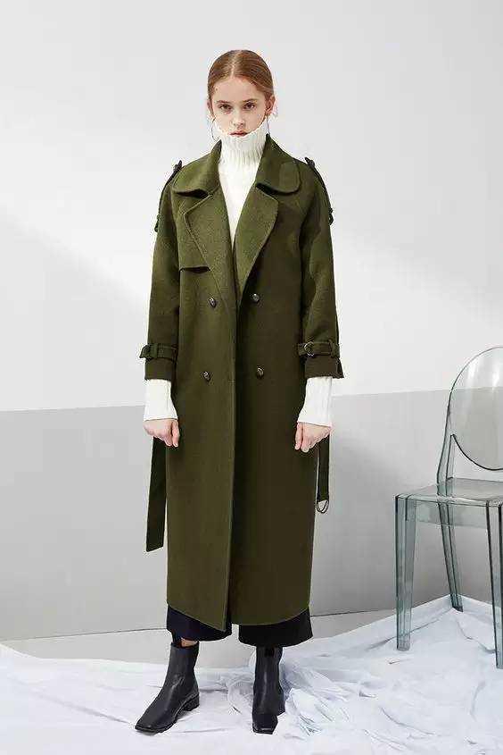 双面羊绒大衣如何清洗,才能年年穿新大衣? - 时