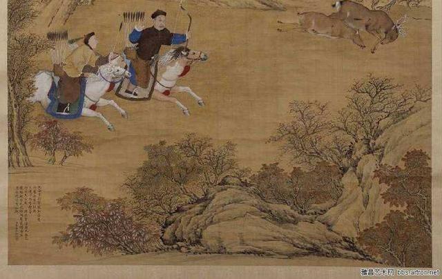 数百年前一群日本人来到中国:偶然发现八旗军