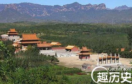 探秘雍正陵墓揭开不为人知的6大谜团 - 人文 -