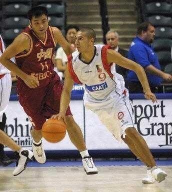 中国篮球历史最强阵容在nba能否进入季后赛?
