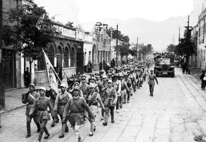 回忆华东野战军九纵医疗队和济南第—团军史