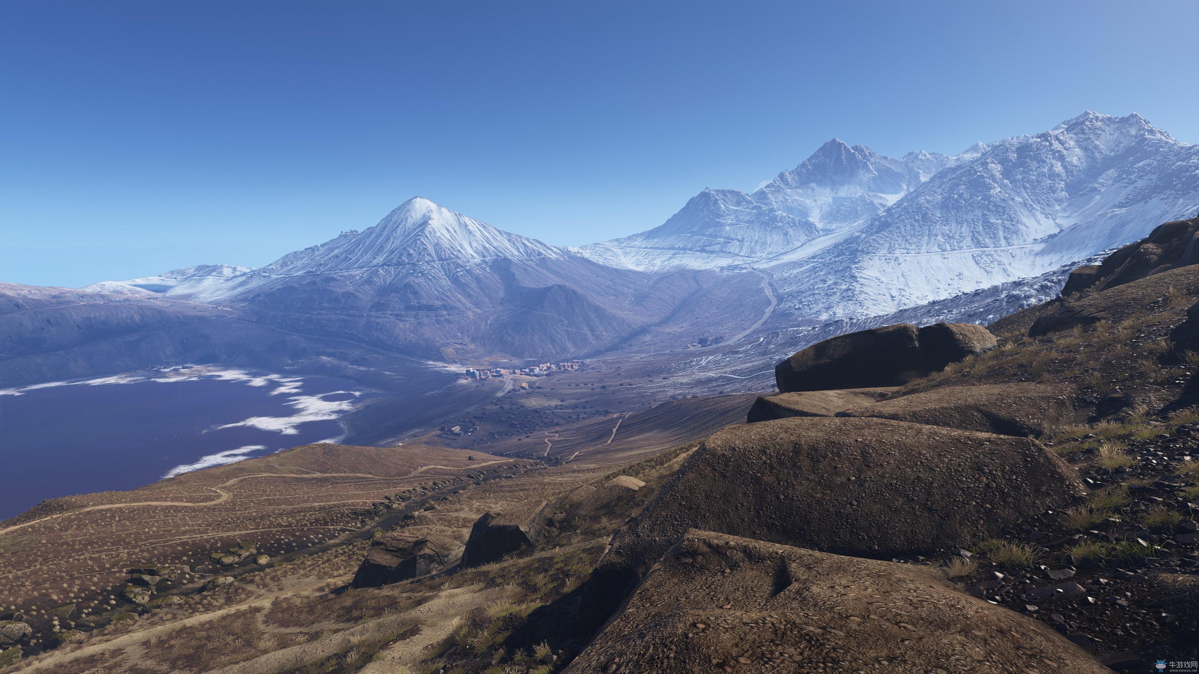 《幽灵行动:荒野》4K画质展示 令人惊叹 - 游戏