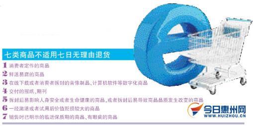 网购新规: 七日无理由退货从签收商品的次日起