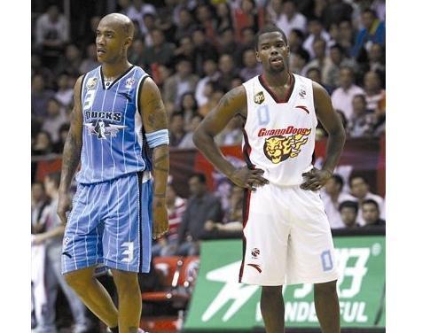 说说那些从NBA火箭队来中国打球的球员,有一