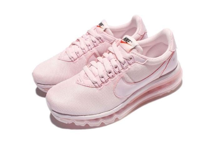 nike圈钱粉色夏季新鞋各种的时尚心大法-女生少女运动鞋最新图片