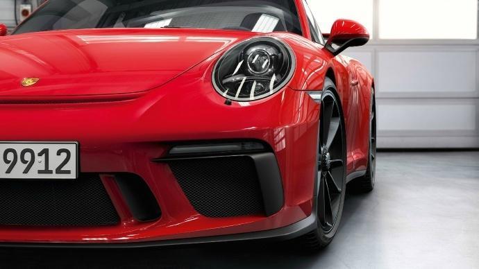 超跑美图 2018款 保时捷911 GT3 超跑关注