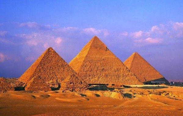 火星上竟出现神秘的埃及金字塔? - 科技 - 东方