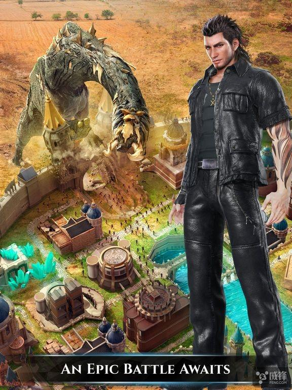 《终极梦想15:新帝国》不冒险沉溺造房儿子 - 游