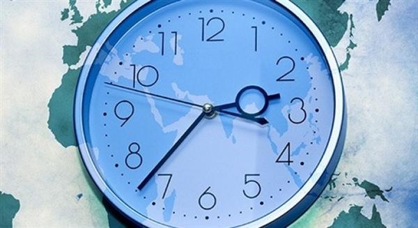 科技小制作时钟光盘