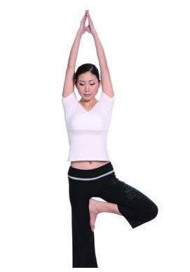 简单的瑜伽减肥动作,四个动作让你学会瑜伽入
